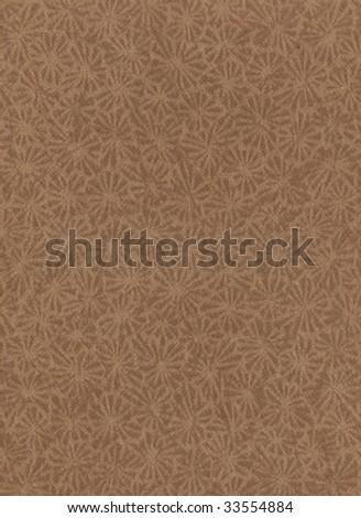 Vintage brown paper - stock photo