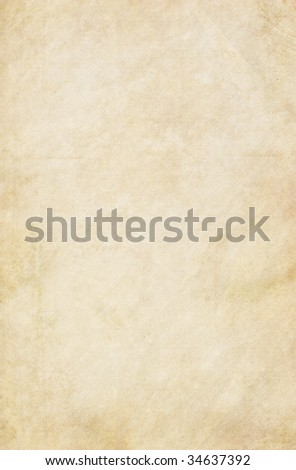 Vintage brown paper background. Canvas texture. - stock photo