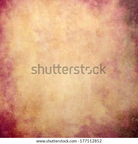 Vintage brown texture for background - stock photo