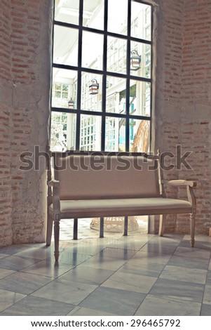 Vintage Chair - stock photo
