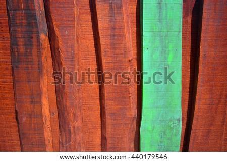 vintage colorful wood background - stock photo