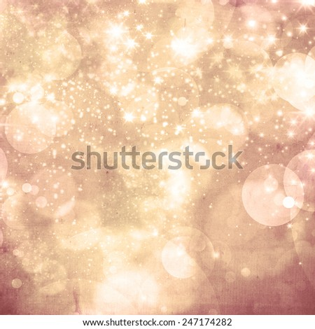 Vintage concept beautiful celebration background with romantic colors. - stock photo