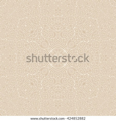 Vintage cover. Old lace pattern from ornamental elements. Can be used for wallpaper, pattern fills, web page background,surface textures.