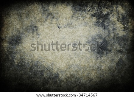 vintage dark texture background - stock photo