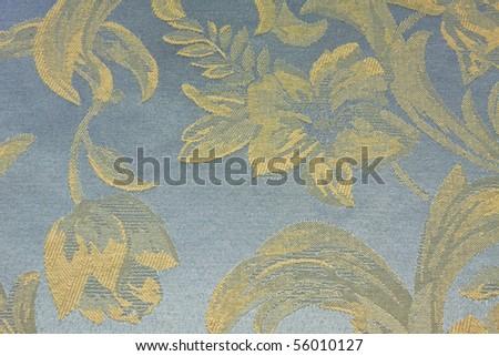 Vintage  Fabric pattern. - stock photo