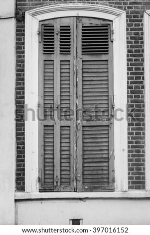 Window Modern Shutter Exterior Shot Stock Photo 546292876 Shutterstock