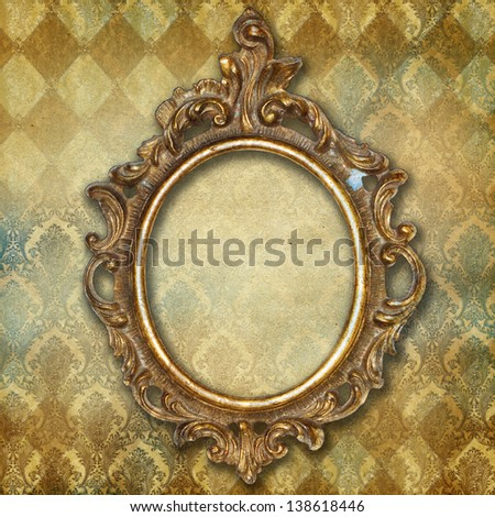 Vintage grunge background - stock photo