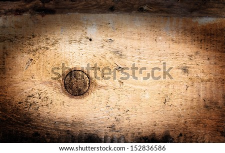 Vintage grunge background of natural wood or wooden old texture with bokeh