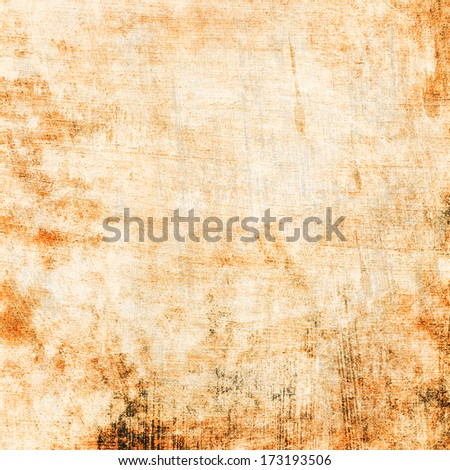 vintage grunge background with patina-like colors - stock photo