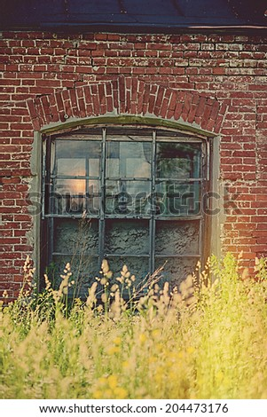 Vintage House - stock photo
