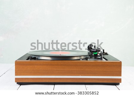 Turntable Stock Images Royalty Free Images Amp Vectors