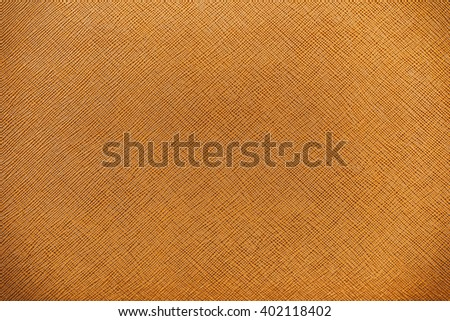 Vintage Natural Brown Leather Texture Background - stock photo