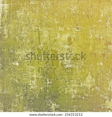 Vintage old texture for creative retro background. With different color patterns: yellow (beige); brown; gray - stock photo