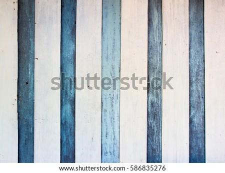 White Wood Panel Shutterstock