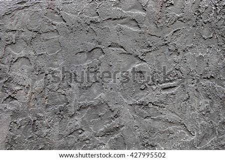 Vintage or grungy black background of natural cement or stone old texture as a retro pattern wall. conceptual or metaphor wall banner, for design with copy space for text or image. - stock photo
