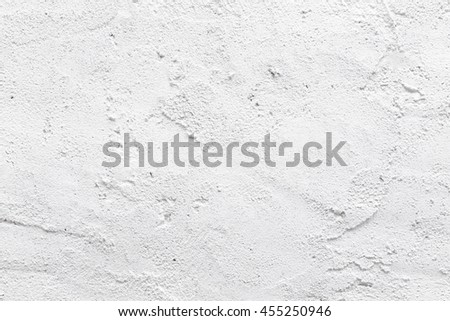 Vintage or grungy white background of natural cement or stone old texture as a retro pattern wall. conceptual or metaphor wall banner, grunge, material, aged, rust or construction. - stock photo