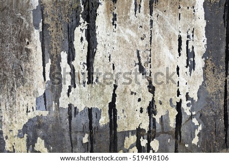 Vintage or grungy white background of natural cement or stone old texture as a retro pattern wall. It is a concept