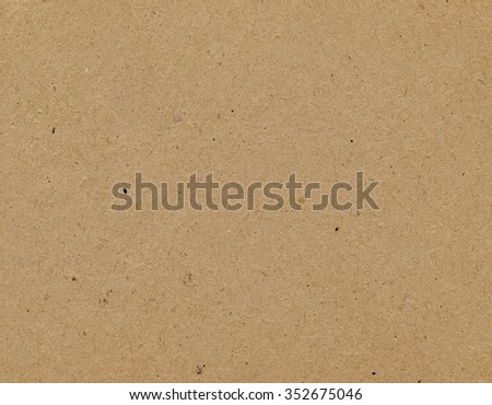 Vintage paper background. Brown paper texture.  - stock photo