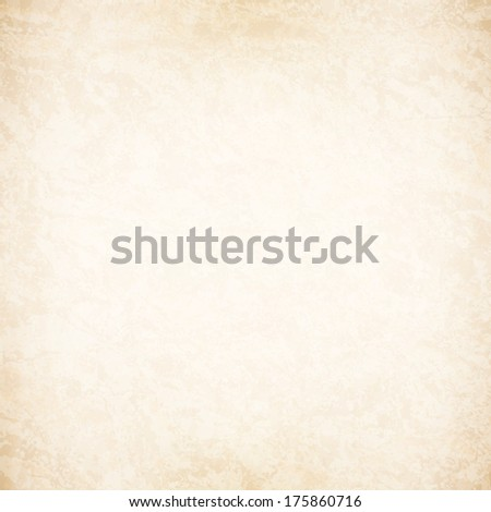 Vintage paper texture. Raster background. See my portfolio for vector version - stock photo