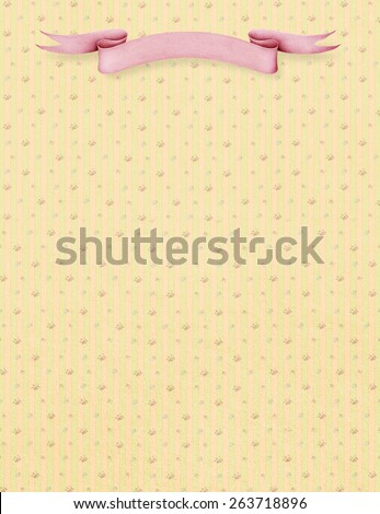 Vintage pastel background - stock photo