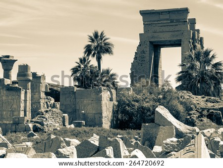 "Egyptian Architecture Style repina valeriya's ""egypt"" set on shutterstock"
