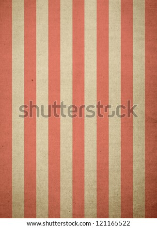 Vintage Poster Template - stock photo
