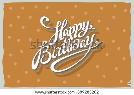 Vintage retro happy birthday card fonts stock illustration 389283202 vintage retro happy birthday card with fonts grunge frame and chevrons seamless background bookmarktalkfo Choice Image