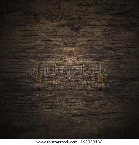Vintage retro style - wood background - stock photo