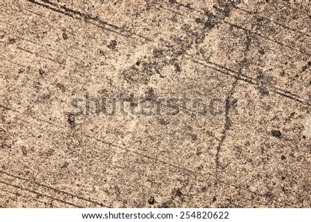 Vintage road texture background