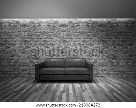 Retro Sofa Stock Images RoyaltyFree Images Vectors Shutterstock