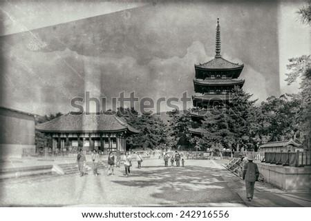 Kofuku-ji Stock Images, Royalty-Free Images & Vectors ...