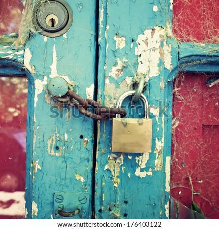 Vintage Textures - stock photo