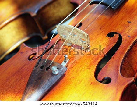 Vintage violin on sale