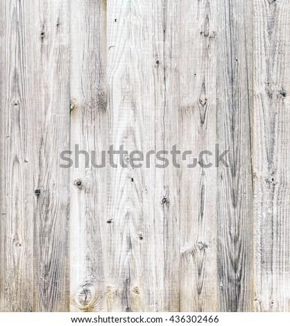 Vintage weathered wood surface background - stock photo