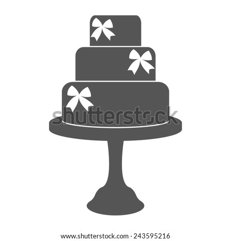 silhouette wedding cake stencil the gallery for gt wedding cake silhouette vector 19824