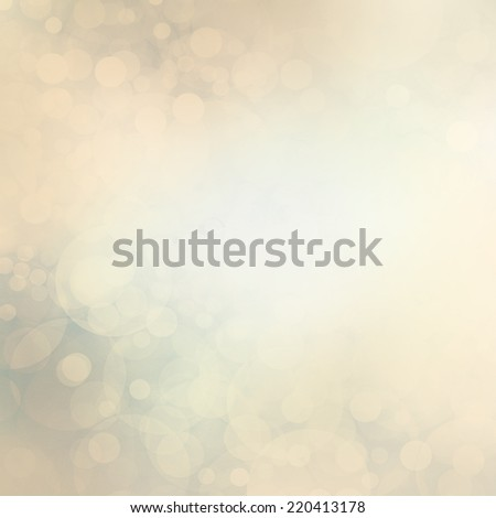 Vintage White Christmas Lights Background Faded Stock Illustration ...