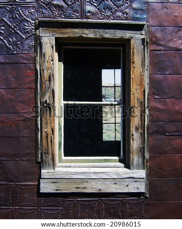Background Texture Weathered Board Batten Siding Stock