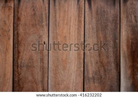 vintage wood barn door texture background - stock photo