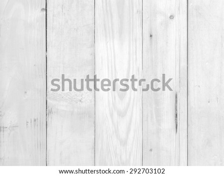 Vintage wood panel from old house white pale infrared bleached version - stock photo