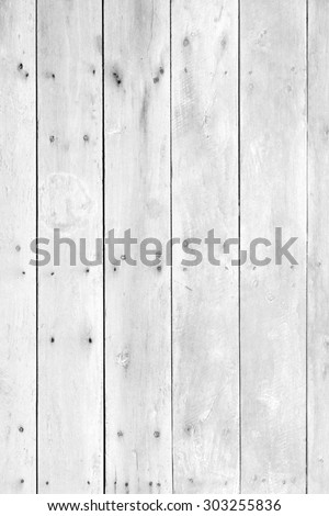 Vintage wood panel western cowboy saloon style from old warehouse plenty of room for copy natural day light version white bleached version - stock photo
