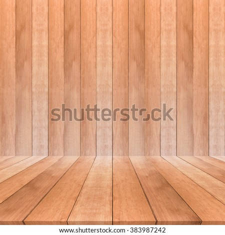 Vintage wood texture, background old panels