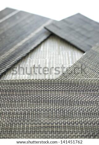 Vinyl mat - stock photo