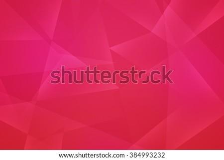 Violet Polygonal Texture - stock photo