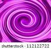Violet Swirl Background - stock photo