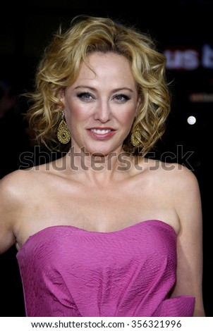 "Virginia Madsen at the Los Angeles Premiere of ""Red Riding Hood"" held at the Grauman's Chinese Theater in Los Angeles, California, United States on March 7, 2011."