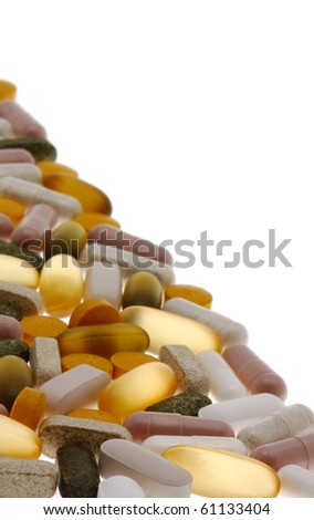 Vitamin and Food Supplements