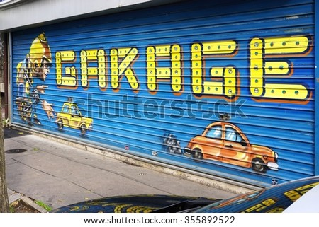 Stock images royalty free images vectors shutterstock for Garage a vitry sur seine
