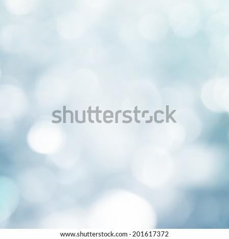 vivid bokeh blur background - stock photo