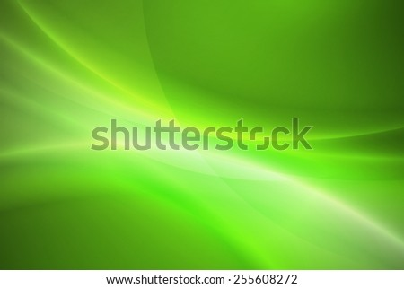 vivid green gradient abstract background - stock photo