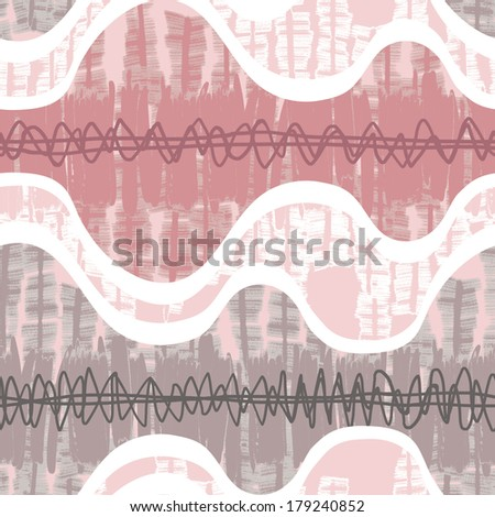 Vivid repeating map - For easy making seamless pattern use it for filling any contours - stock photo